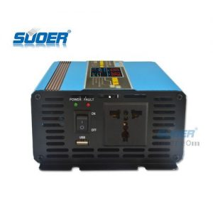 SUOER 1000watts Inverter With 20A Charge Controller( ALL-IN-ONE) discountshub