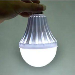 SmartCharge Rechargeable Energy Saving LED Light 5Watt Smart Bulb discountshub