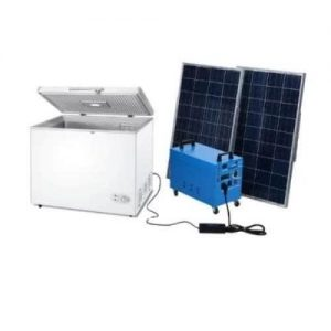 Solar Deep Freezer - 200 Litres discountshub