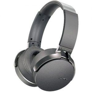 Sony Mdr-xb950bt/h Extra Bass Bluetooth Headset - Grey discountshub