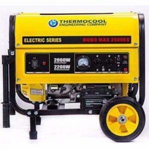 Thermocool Tec Bobo Max Electric Generator -2.5kva -2.2 Kw - 2.5kva with Push Start Button discountshub