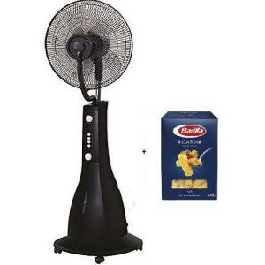 Zilan 40cm Misting Fan + Free Barilla Rigatoni Pasta discountshub