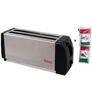 Zilan Bread Toaster Machine (1300w) + Free 2pcs Gino Tomato discountshub