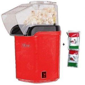 Zilan Popcorn Maker - Red + Free 2pcs Gino Tomato Paste discountshub