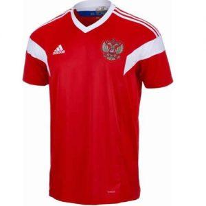 adidas Men's Russia National Team Home Jersey 2018 discountshub
