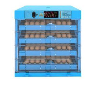 192 Eggs Incubator Dual Power 12v/220v discountshub