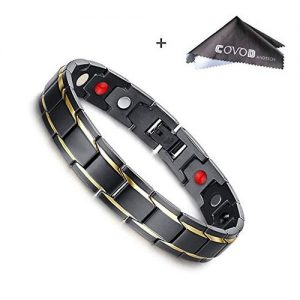 2019 New Pure Row 4 Elements Magnetic Therapy Bracelets discountshub