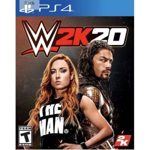 2K Games PS4 WWE2K20 - Playstation 4 discountshub