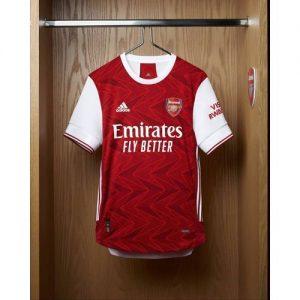 Arsenal 2020/2021 Home Jersey discountshub