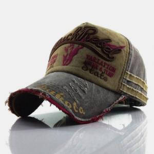 Baseball Cap Retro Sun Hat Embroidery Hats discountshub