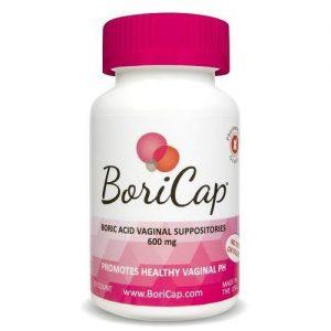 BoriCap Vaginal Yeast Infection Medicine (Candidiasis Cure) discountshub