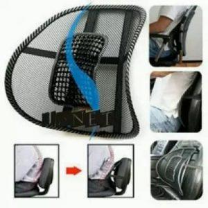 Car & Office Seat Cushion Lumbar Support discountshub