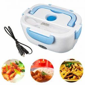 Electric Lunch Box - Blue discountshub