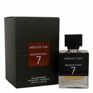 Fragrance World Absolute Oud Magnificent 7 Edp 100ml discountshub