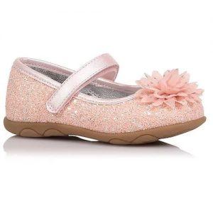 George Glitter Ballet Shoes discountshub