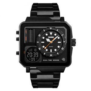 Skmei Unique Men's 3ATM Water Resistant Luxury Watch With Gift Box discountshub