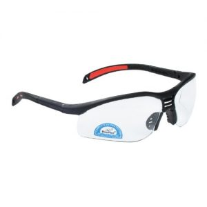 Vaultex V141 Clear Safety Glasses With Cord - Anti Scratch/anti Fog/99% Uv Protection discountshub