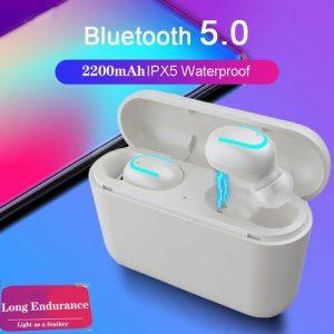 Wireless Earbuds Earphones Bluetooth 5.0 Headphones Sports discountshub