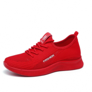 Women Breathable Lace Up Lightweight Casual Sport Shoes discountshub