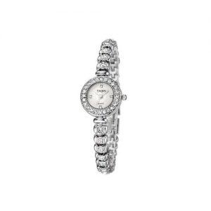 Yaqin Ladies Waterproof Wrist Watch - Silver discountshub