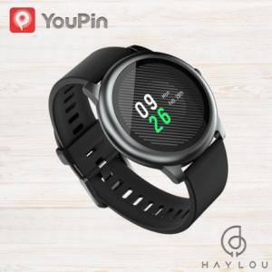 YouPin Haylou Solar LS05 Smart Watch Sport Metal Heart Rate Sleep Monitor IP68 Waterproof iOS Android Global Version for Xiaomi discountshub
