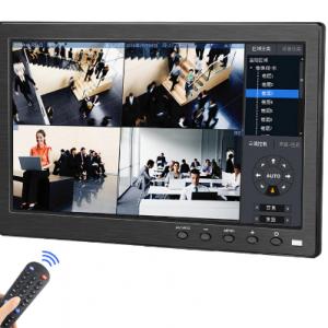 10.1 inch lcd full hd Portable computer monitor pc ips 1920*1200 display screen With BNC AV VGA HDMI mini small gaming monitor discountshub