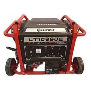 Lutian 9.3KVA Generator With Remote Control - LT10990E - New Model discountshub