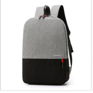 Men's Casual Backpack (Gray) discountshub