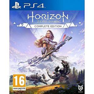 Sony Horizon Zero Dawn Complete Edition Ps4 discountshub