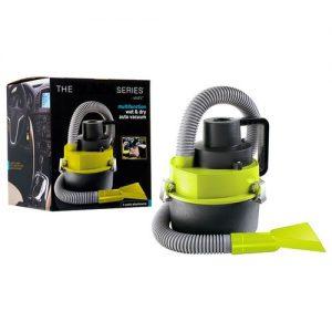 THE BLACK SERIES 12V Multi-Function Wet & Dry Vacuum Cleaner discountshub