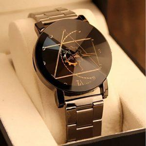 Compass Turntable Gear Pointer Wrist Watch- Unisex discountshub