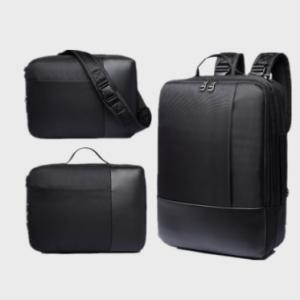 Men Multi-carry Waterproof Multi-Layers Crossbody Bag Shoulder Bag Backpack discountshub