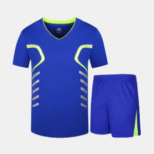 Mens Summer Sport Casual Suits Quick Dry Breathable T Shirts Training Running Shorts discountshub
