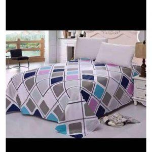 Multi-Coloured Air Bedspread discountshub