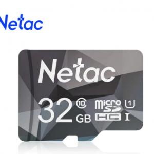 Netac Original Class10 Micro SD Smart TF Card 64GB 128GB 32GB 16GB 8GB U1 Memory Card Flash Card Mini Microsd TF/SD for Phone discountshub