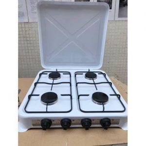 Nulek 4-Burner Manual Ignition Table Top Gas Cooker discountshub