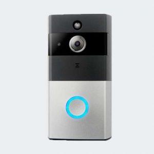 Smart HD WiFi Doorbell discountshub