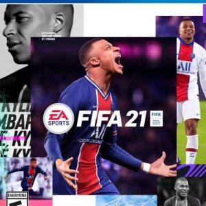 Sony FIFA 21 - PlayStation 4 discountshub