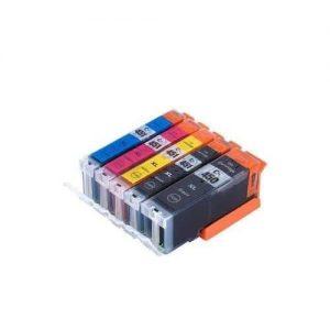 451 + 450 Ink Cartridge Set - Black, Cyan, Magenta & Yellow + 450 Black discountshub