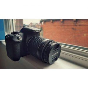 Canon 700D + 18-55mm Lens discountshub