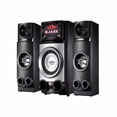 Djack Powerful Bluetooth HiFi System - DJ-L2 discountshub