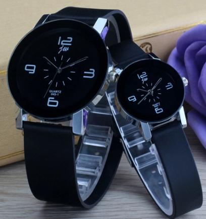 Fashion Jw Brand Casual Quartz Women Watches Men Clock Leather Strap Geometry Sports Watch Lover Wristwatches Relogio Masculino discountshub
