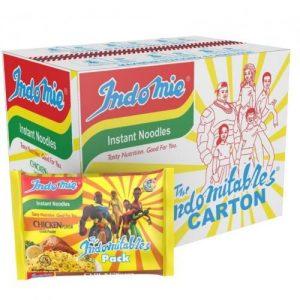 Indomie INDOMITABLE INDOMIE PACK- 70g (1carton) discountshub