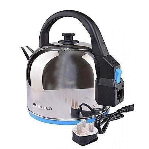 Kinelco 5.5liters Electric Kettle- (Boiler) discountshub