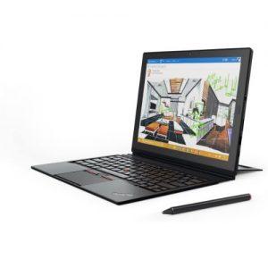 Lenovo Thinkpad X1 Carbon Detachable Intel Core M5-6y75 - 128gb SSD - 4gb Ram - Win 10 Pro discountshub