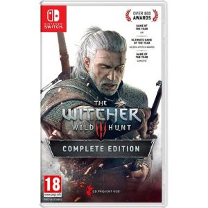 Nintendo The Witcher 3 Wild Hunt Complete Edition (Nintendo Switch) discountshub