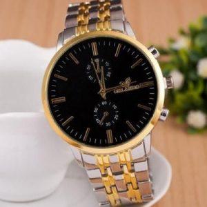 Orlando Men's Wrist Watch, Luxury Stainless Quartz Male Watches discountshub