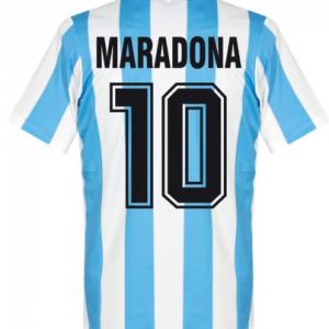 Retro 1986 Maradona Short Sleeve Classic Men Shirts Vintage Jerseys discountshub