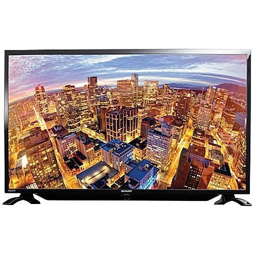 Sharp 32inch Television And Free Hanger With Quality Picture discountshub