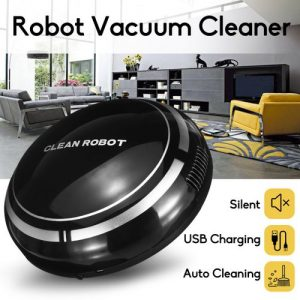 Smart Robot Vacuum Cleaner New Pure Clean Automatic Multi-Surface Dust Sweeper discountshub
